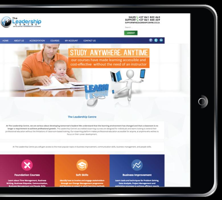 TLC-website-design-ipad