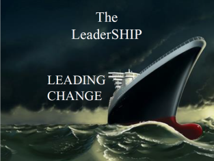 The Leadership Cover